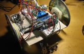 Robot Linefollower de Arduino y la basura - fotos