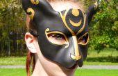 Esculpidas Tutorial de máscara de cuero