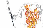 Dibujar manga cabeza de boy
