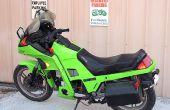 Cómo construir una motocicleta eléctrica de 96 voltios