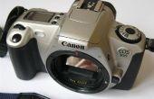 Modificar una Canon EOS-300 en una cámara con montura M42 manual! ¿