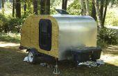 Construye tu propio remolque de Camping de lágrima!