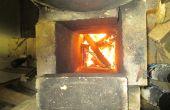 Como encender un calentador de masa del cohete