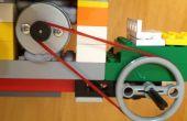 Motorizar un coche de LEGO por un Motor de un reproductor de DVD roto