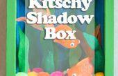 Caja de sombra de petardas