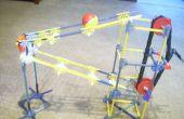 Máquina de la bola de KVG: simplicidad de proyecto