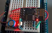 Barato Arduino WiFi shield con ESP8266