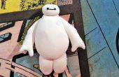 Baymax Big Hero de Disney DIY 6