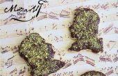 Receta de galletas de Mozart (+ video!)