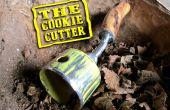 El cortador de la galleta - un cuchillo personalizado
