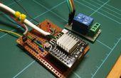 Utilizando un arduino esp8266 para controlar un relé mediante el Asistente de inicio