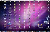 Captura de pantalla del escritorio como fondo de pantalla de broma (Mac Edition)