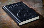Encuadernación de un libro de bolsillo de cuero: una nueva y mejorada guía