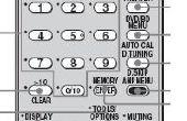 Cómo obtener HDMI y óptico audio en Sony STR-DG720