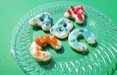 Volver a la escuela trata: ABC Cookies