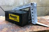 Phoenix - Robot de combate de 30 lb