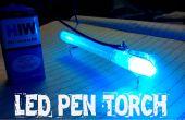 Antorcha LED Pen
