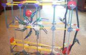 Máquina de la bola de KVG: proyecto Spinzy