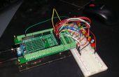 Voz controlada por Arduino iluminación - Autobot