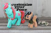 Crear Custom mi pequeño Pony los juguetes!