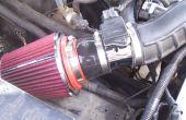 Agregue caballos de fuerza y ahorrar Gas con un filtro de sistema de rendimiento