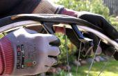 Convertir las palancas de freno para las palancas del neumático