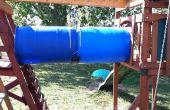 Niños bricolaje barato Playset tubo/túnel