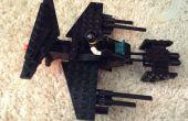 LEGO Gunship II Lego pesado Plasma Cannon instrucciones y