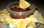 Chips de Tortilla de maíz fácil