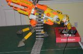 Arduino controla Nerf Vulcan