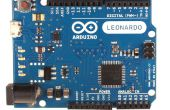 Guía paso a paso a la Arduino Leonardo