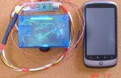 Combinado IR / TypeK Android medidor de temperatura con control