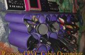 Reciclado del PVC Cable Organizer