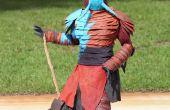 Traje de Valka (How to Train Your Dragon)