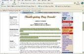 Conocer la ruta para el primer desfile de Macy's día de acción de gracias