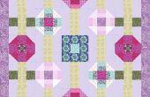 Fácil Virtual Quilt diseño - ver su edredón acabado antes de empezar a coser