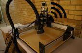 Control del CNC sobre Wi-Fi