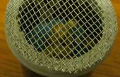 Germinador de semillas reutilizable hidropónico