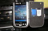Soporte coche PDA de azúcar lata Altoids gratis (dentro de la caja de aluminio)