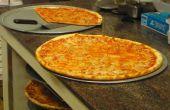 Pizza de Nueva York en California