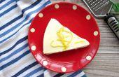Hornear no refrigerado pastel de limón (Low - Carb)