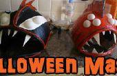 """""""Vampiro punk"""" y """"Scary Nemo"""" Halloween máscaras"""