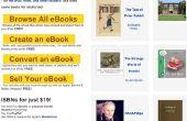 Cómo conseguir libros gratis para iBook