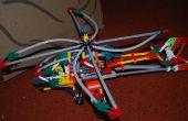 Modelo del helicóptero Apache KVG