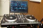 BeatSauce - un híbrido de controlador Midi portátil