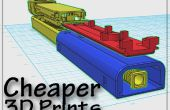 Impresiones 3D más baratos