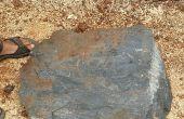 DIY del lavabo/pileta de piedra