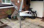 Turbina de viento DIY eficiente