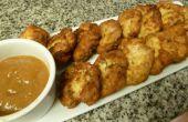 Casera, Paleo Nuggets de pollo (receta completa)