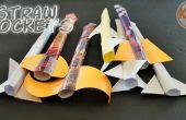 Cohetes de paja